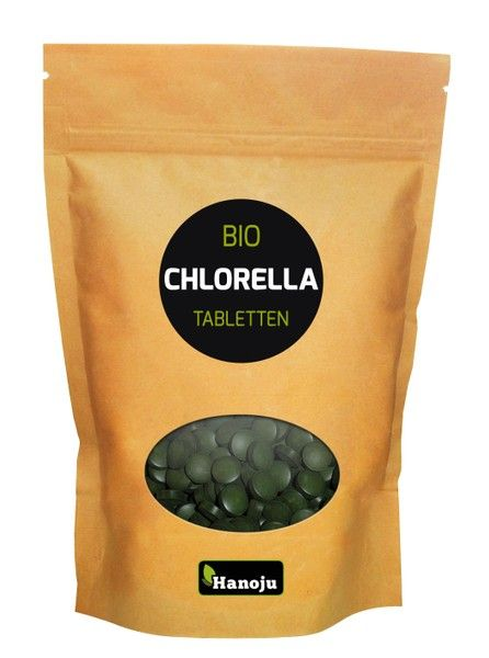 NL Bio Chlorella, 625 Tabletten, 400 mg