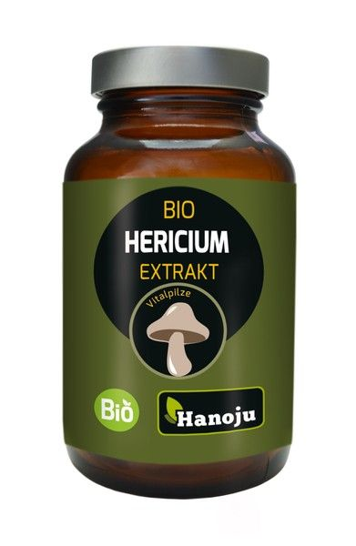 NL Bio Hericium Pilz Extrakt 320 mg, 90 Kapseln