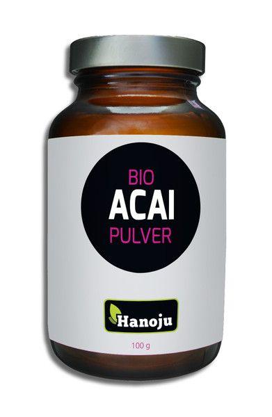 NL Bio Acai Extrakt Pulver 100 g