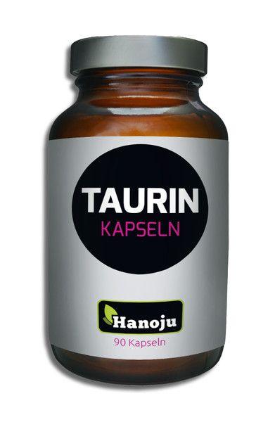 NL Taurin 500 mg, 90 Kapseln