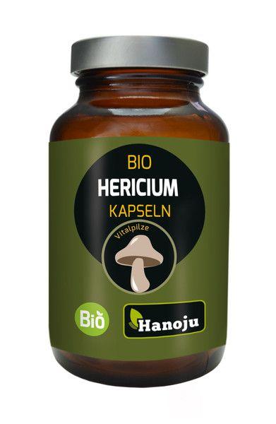 NL Bio Hericium Pulver, 150 Kapseln, 300 mg,