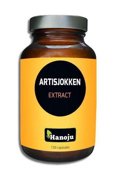 NL Artischocken Extrakt 400 mg, 150 Kapseln