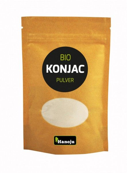 Bio Konjak Glucomannan Pulver 150 g
