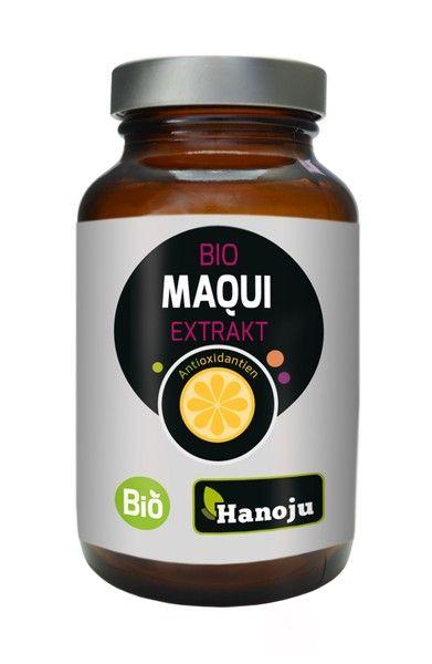 NL Bio Maqui Extrakt 100 g Pulver