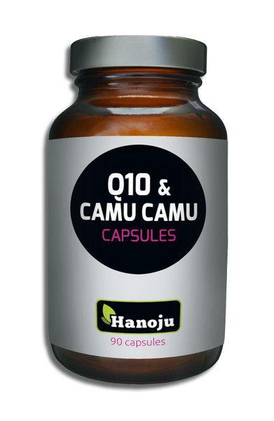 NL Camu Camu 350 mg + Q10 50 mg, 90 Kapseln