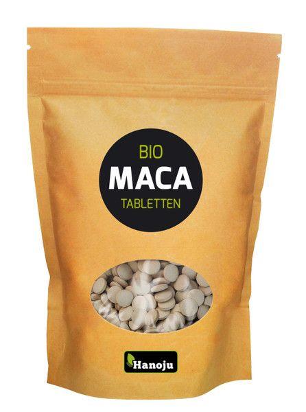 NL BIO MACA Premium, 2000 Tabletten, 500 mg