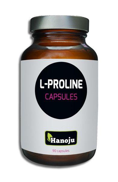 NL L-Prolin 400 mg, 90 Kapseln