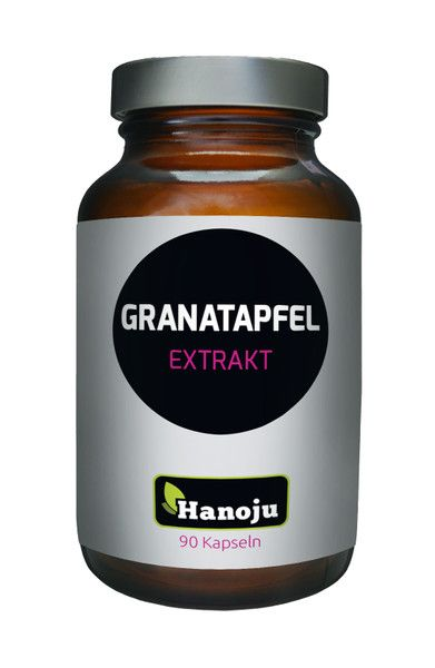 NL Granatapfel Extrakt 450 mg, 90 Kapseln