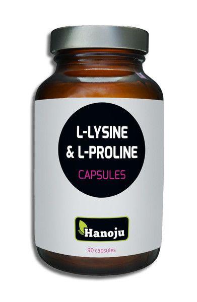 NL L-Lysin + L-Prolin, 480 mg, 90 Kapseln