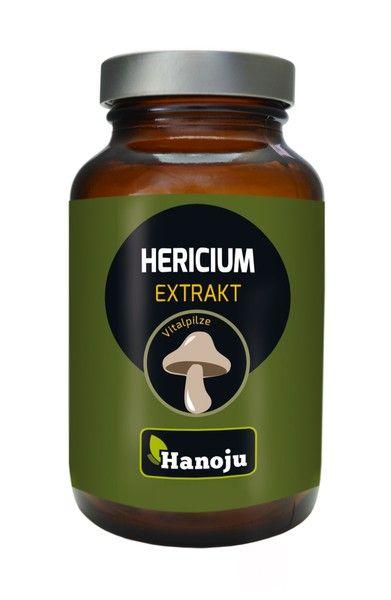 Hericium Pilz Extrakt 400 mg, 90 Tabletten