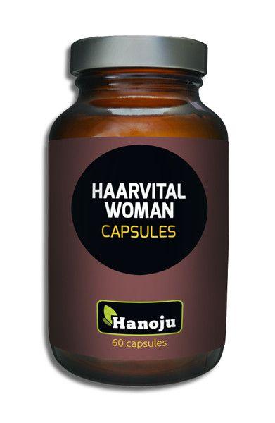 Haarvital Women 450 mg 60 Kapseln