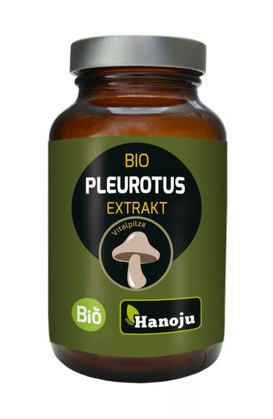 NL Bio Pleurotus Pilz Extrakt, 60 Kapseln, 320 mg