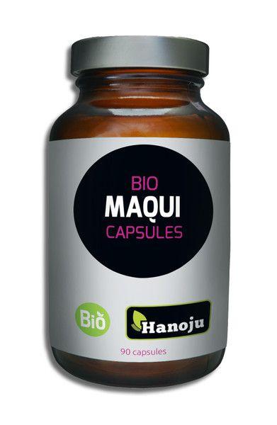 NL Bio Maqui Extrakt, 90 Kapseln,  500 mg