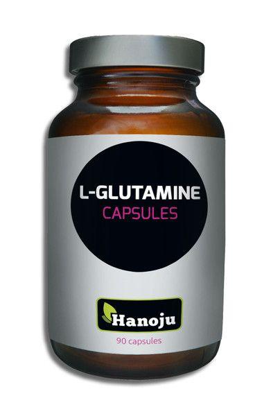NL L-Glutamin 500 mg, 90 Kapseln