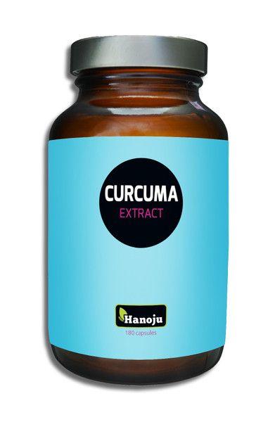 Curcuma 400mg, 180 Kapseln