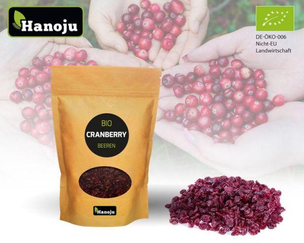NL BIO Cranberry Beeren, 1000 g