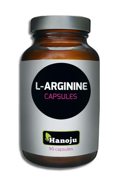 NL L-Arginin 400 mg, 90 Kapseln