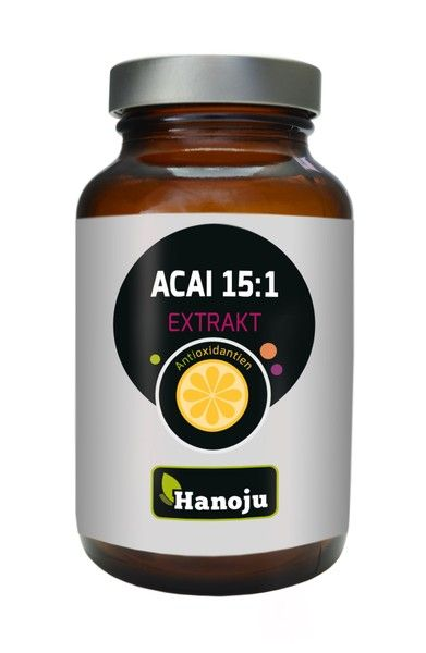 Acai 15:1 Extrakt 400mg, 90 Tabletten