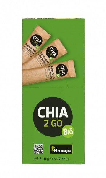 Bio Chia2GO 14 Sticks