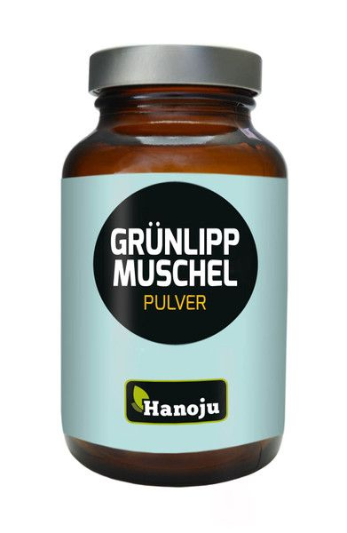 Hanoju Grünlippmuschel 400 mg 150 Kapseln