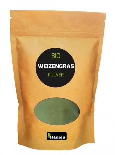 Bio Weizengras Pulver fein gemahlen 250 g