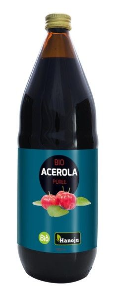 NL Bio Acerola Püree, 1000 ml
