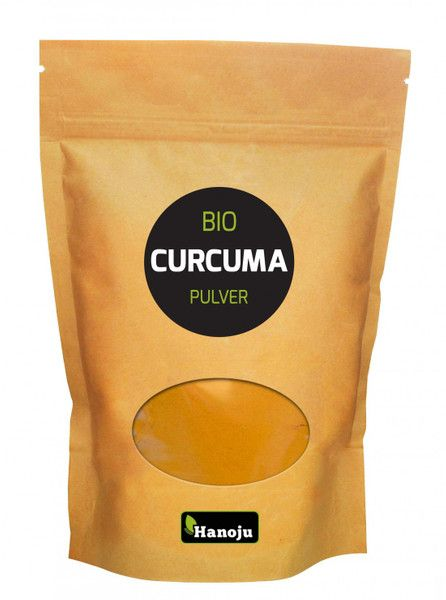 Bio Curcuma Pulver 250 g