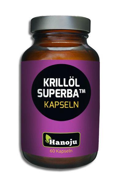 Krillöl Superba™  500 mg, 60 Kapseln
