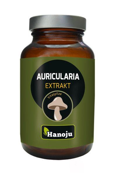 NL Auricularia Pilz Extrakt, 400 mg, 90 Tabletten