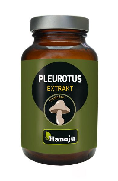 NL Pleurotus Pilz Extrakt, 400mg, 90 Tabletten
