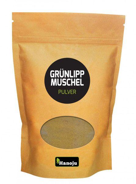 Hanoju Grünlippmuschel 500 mg 150 Kapseln