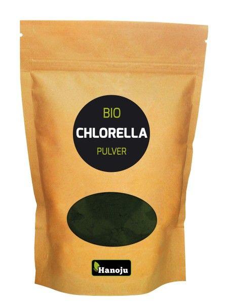 NL Bio Chlorella 500g Pulver