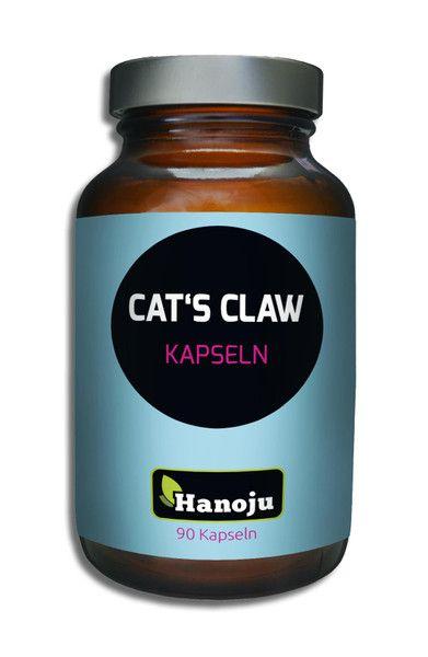 NL Cats Claw, Katzenkralle, 400 mg, 90 Kapseln