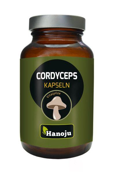 NL Cordyceps Pilz Pulver 400 mg, 150 Kapseln