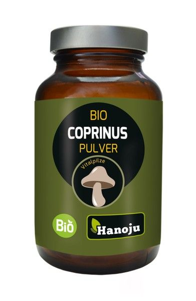 NL Bio Coprinus Pulver, 150 Kapseln, 300 mg