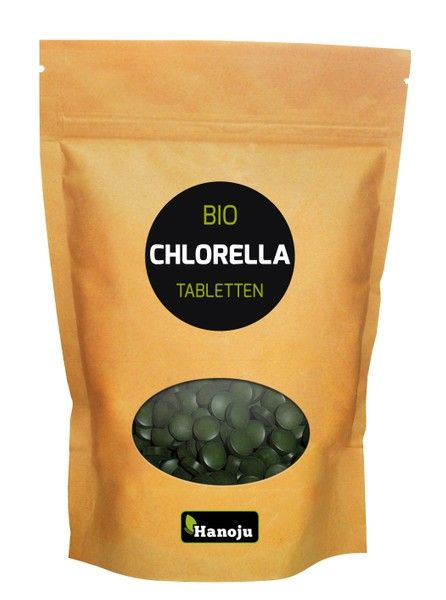 NL Bio Chlorella, 2500 Tabletten, 400 mg