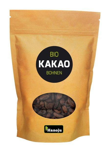 Bio Kakaobohnen 500 g
