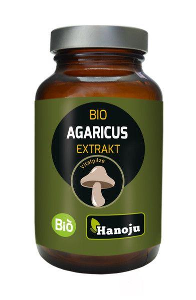 Biologische Agaricus blazei paddenstoelen extract 300 mg, 90 capsules
