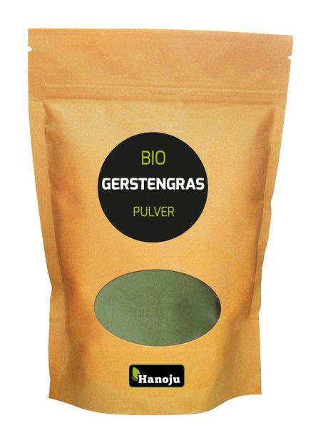 Bio Gerstengras Pulver, fein gemahlen, 500 g