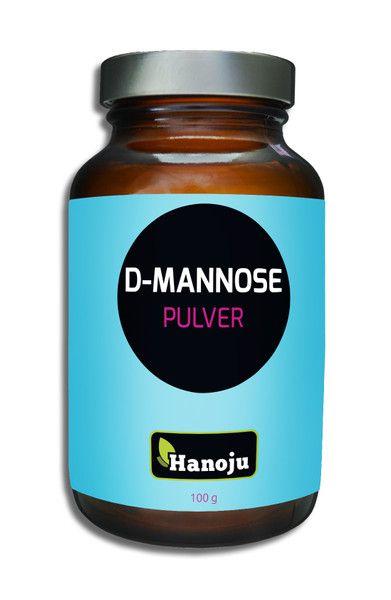 D-Mannose 100 g Pulver