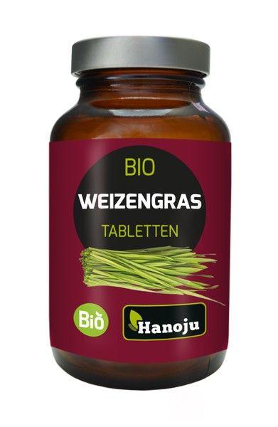 NL Bio Weizengras 600 Tabletten, 500 mg