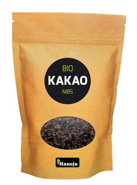 Bio Kakao Nibs, 1000 g Paperbag