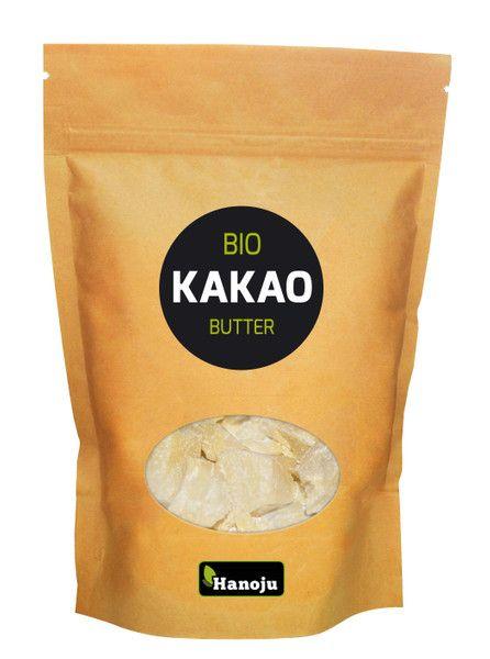 Bio Kakaobutter 500 g