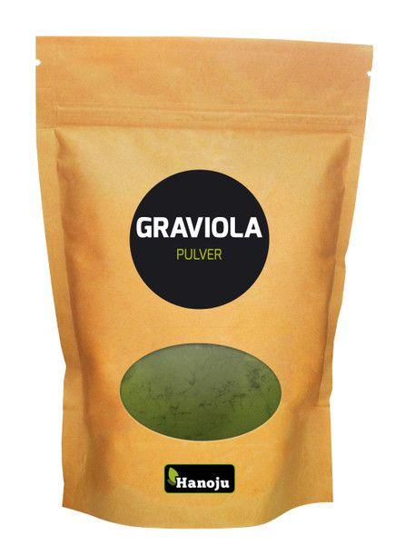 Graviola Pulver 250 g im Paperbag